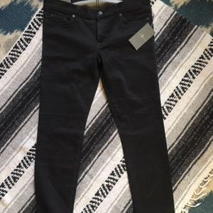 NWT 7 For All Mankind Gwenevere Super Skinnies